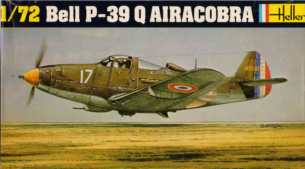 Kuvahaun tulos haulle french P-39 Airacobras.